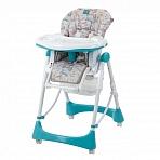 Стульчик для кормления Happy Baby Kevin Aquamarine