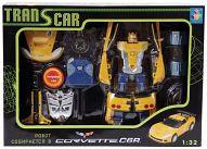 "Трансформер ""Transcar. Corvette C6R"""