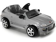 Электромобиль Toys Toys Porsche Cayenne