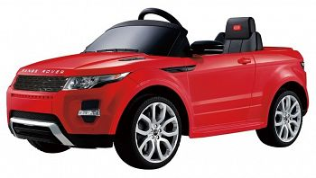 Электромобиль Rastar Land Rover Evoque Red (81400)