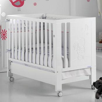 Кровать 120x60 Micuna Cielo Relax белый