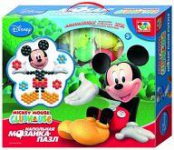 """Напольная мозаика-пазл """"Disney. Микки Маус"""" (160 деталей)"""