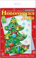 """Набор для изготовления открытки """"Новогодняя ёлка"""""""