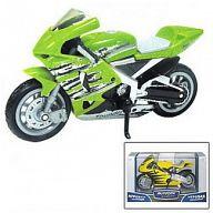 """Модель мотоцикла """"MONZA FUERO GPX-7"""""""