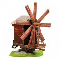 """Сборная модель из картона """"Ветряная мельница"""" (28 деталей)"""
