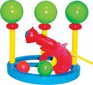 Детский тир с мишенями-шарами