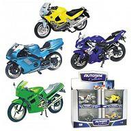 """Модель мотоцикла """"Коллекция-4"""""""