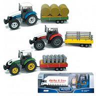"""Модель трактора """"TP800 FARM SET"""""""