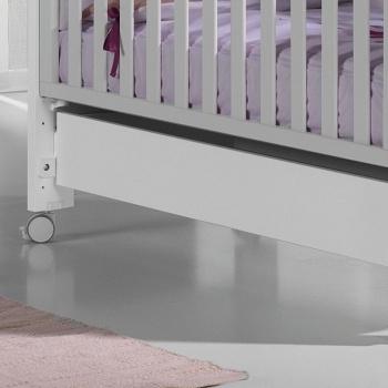 Ящик для кровати 120x60 Micuna белый (CP-1405)