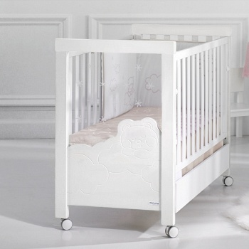 Кровать 120x60 Micuna Dolce Luce Relax белый