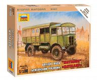"""Сборная модель """"Великая Отечественная. Британский грузовик """"Матадор"""""""