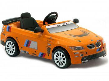 Электромобиль Toys Toys M3 GT Orange (656382)