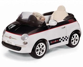 Электромобиль Peg-Perego Fiat 500 White (IGOR0065)