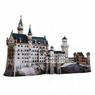"""Сборная модель из картона """"Замок Нойшванштайн"""" (359 деталей)"""