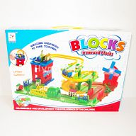 """Игровой набор железной дороги """"Tramroad Blocks"""""""
