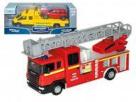 """Модель грузового автомобиля """"SCANIA FIRE"""""""