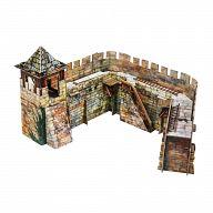 """Сборная модель из картона """"Крепостная стена"""" (24 детали)"""