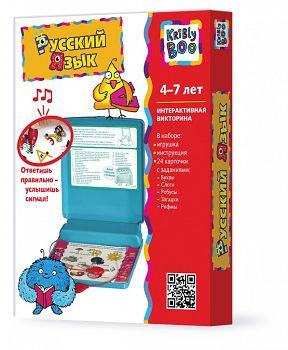 """Интерактивная викторина """"Русский язык"""" (Kribly Boo 11307)"""