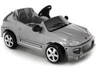 Педальная машина Toys Toys Porsche Cayenne