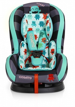 Автокресло Cosatto Moova Cuddle Monster (CT2855)
