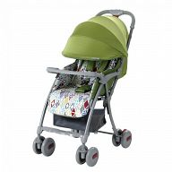 Открытая коляска Happy Baby Yoko Green