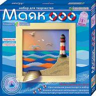 """Набор для изготовления картины """"Морские миниатюры. Маяк"""""""
