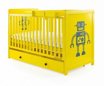 Кровать-трансформер 140x70 Cosatto Story My Robot (CT2786)