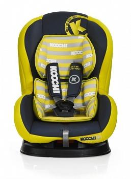 Автокресло Koochi Kickstart Primary Yellow (CT2872)