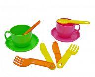 """Набор игрушечной посуды на 2 персоны """"Минутка"""""""