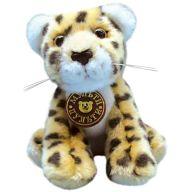 """Мягкая игрушка """"Диалоги о животных. Леопард"""""""