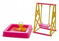"""Набор мебели для кукол """"Детская площадка. Качели"""""""