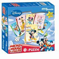 """Кубик-пазл """"Disney. Микки Маус"""""""