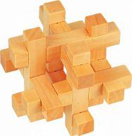 Деревянная головоломка №2