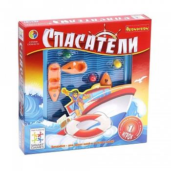 """Логическая игра """"SmartGames. Спасатели"""" (Bondibon ВВ1080)"""