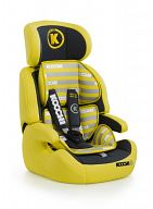 Автокресло Koochi Motohero Primary Yellow