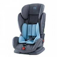 Автокресло Happy Baby Mustang Blue