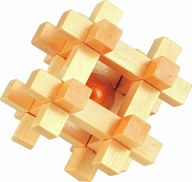 Деревянная головоломка №5