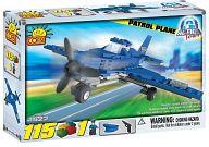 """Конструктор """"Action Town. Patrol Plane"""" (115 деталей)"""