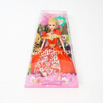 """Кукла """"Pretty Girl"""" (536-7)"""