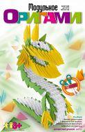 """Модульное оригами """"Китайский дракон"""""""