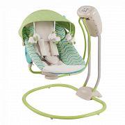Кресло-качели Happy Baby Relaxer Green