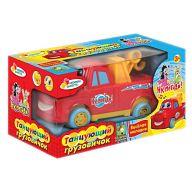 """Музыкальная игрушка """"Танцующий грузовичок. Ну, погоди!"""""""