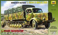 """Сборная модель """"Немецкий тяжелый полугусеничный грузовик L 4500R Маультир"""""""