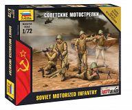 """Набор миниатюр """"Hot War. Советские мотострелки"""""""