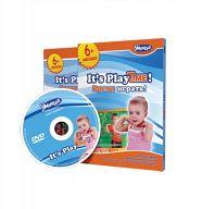 "DVD ""It's PlayTime! Время Играть!"""