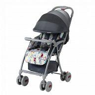 Открытая коляска Happy Baby Yoko Gray