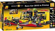 "Конструктор ""Renault F1 Team. Race Car in Pitstop"" (450 деталей)"