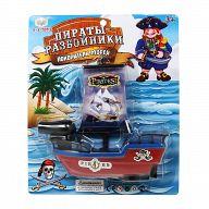 """Парусник """"Пираты-разбойники. Покорители морей"""""""