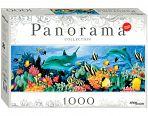 """Пазл """"Panorama. Подводный мир"""" (1000 элементов)"""