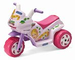Детский мотоцикл Peg-Perego Raider Mini Princess